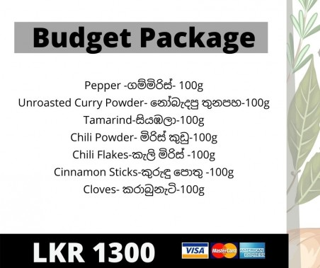 Budget packakge 02